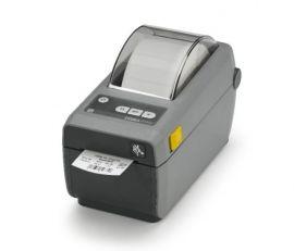 Zebra ZD410, 8 puntos/mm (203dpi), VS, EPLII, ZPLII, USB, gris oscuro-ZD41022-D0E000EZ