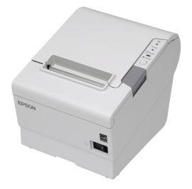 Epson TM-T88V, USB, Ethernet, gris claro-C31CA85653WB
