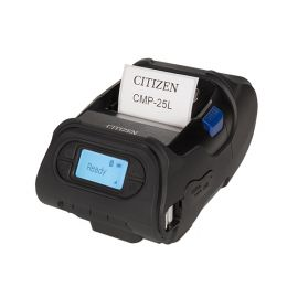 Citizen CMP-25L, USB, RS-232, WLAN, 8 puntos/mm (203dpi), Display, ZPL, CPCL-CMP25WUXZL
