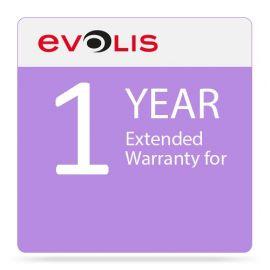 Evolis warranty extension, 1 year