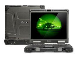 Getac B300 G6-Premium, 33,8cm (13,3''), Win. 10 Pro, QWERTZ-BE4CY5DBEDXX