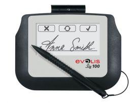 Evolis Sig100 Bundle, 10.5 cm (4'')-ST-BE105-2-UEVL-MB1