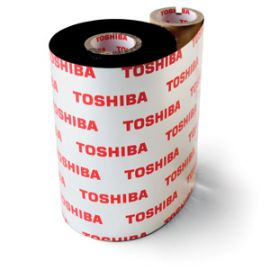 Toshiba Resin scratchproof/solvent-resistant quality, 100m x 83mm