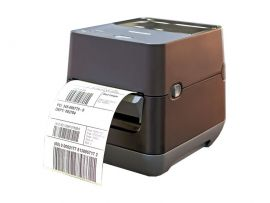 TOSHIBA B-FV4D-GH14-QM-R, DT, 8 dots/mm (203 dpi), USB, LAN, Serial, Black