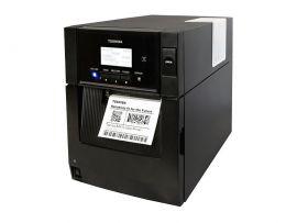TOSHIBA BA410T-GS12-QM-S, 8 dots/mm (203 dpi), display, USB, RS232, BT, Ethernet