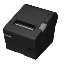 Epson TM-T88VI-iHub, Fiscal DE, TSE: 5 years, USB, RS232, Ethernet, ePOS, black-C31CE94751F4