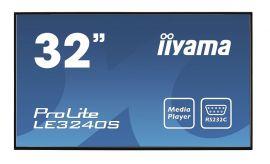 iiyama ProLite LE3240S-B1, 81cm (32''), Full HD, negro-LE3240S-B1