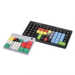 PrehKeyTec MSI 60, Num., USB, negro-90328-233/1805